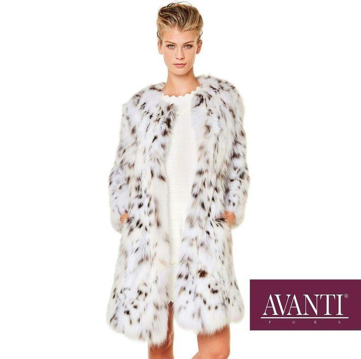 AVANTI FURS - KALAHARI Cat Lynx Jacket мех шуба #avantifurs #fur #fashion #catlynx #lynxfur #lynx #luxury #musthave #мех #шуба #стиль #норка #зима #красота #мода #topfurexperts