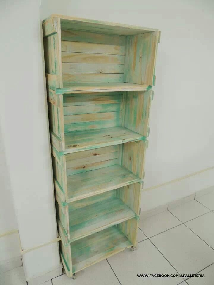 Yet another good idea for fruit crates