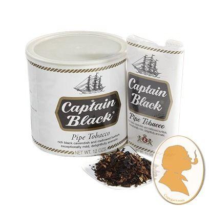 Captain Black Regular Pipe Tobacco - CupOJoes.com