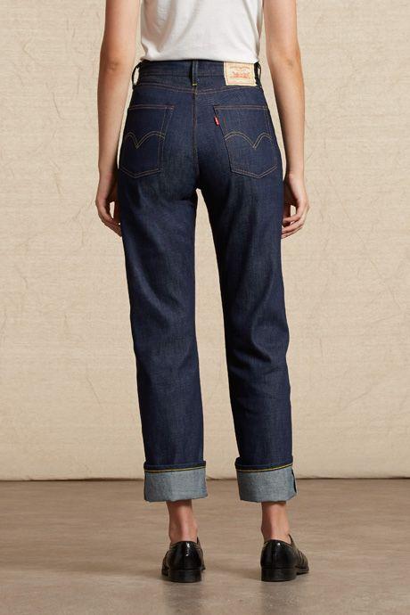 1950′S 701® JEANS | Levi's Vintage Clothing