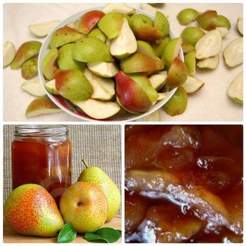 Собрали хороший урожай груш? Тогда обязательно заготовьте на зиму домашнее варенье из груши по нашим простым и оригинальным рецептам!