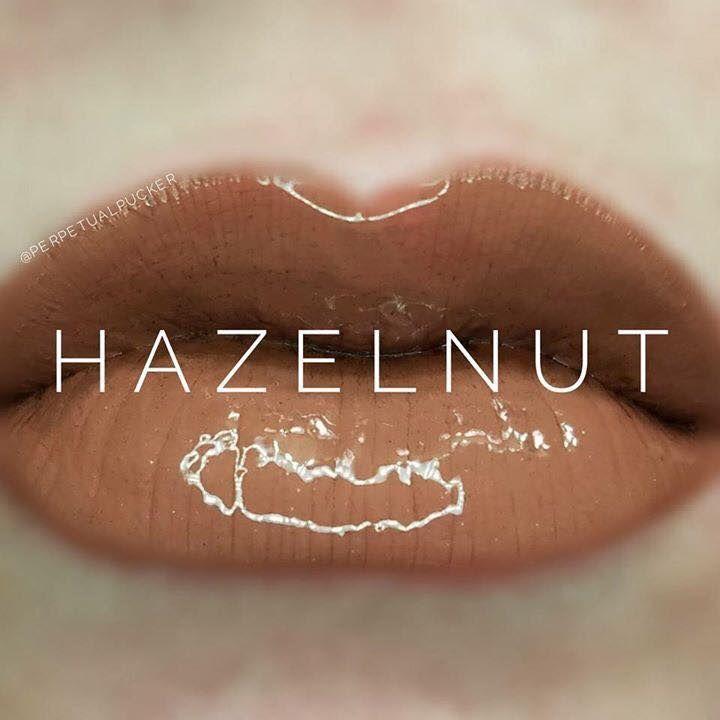 Hazelnut Lipsense - A Neutral Creamy, Matte Light Brown -5768