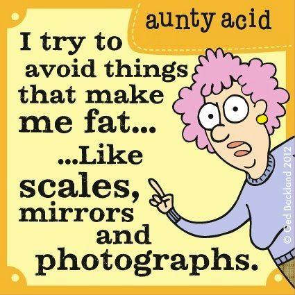 #AuntyAcid More