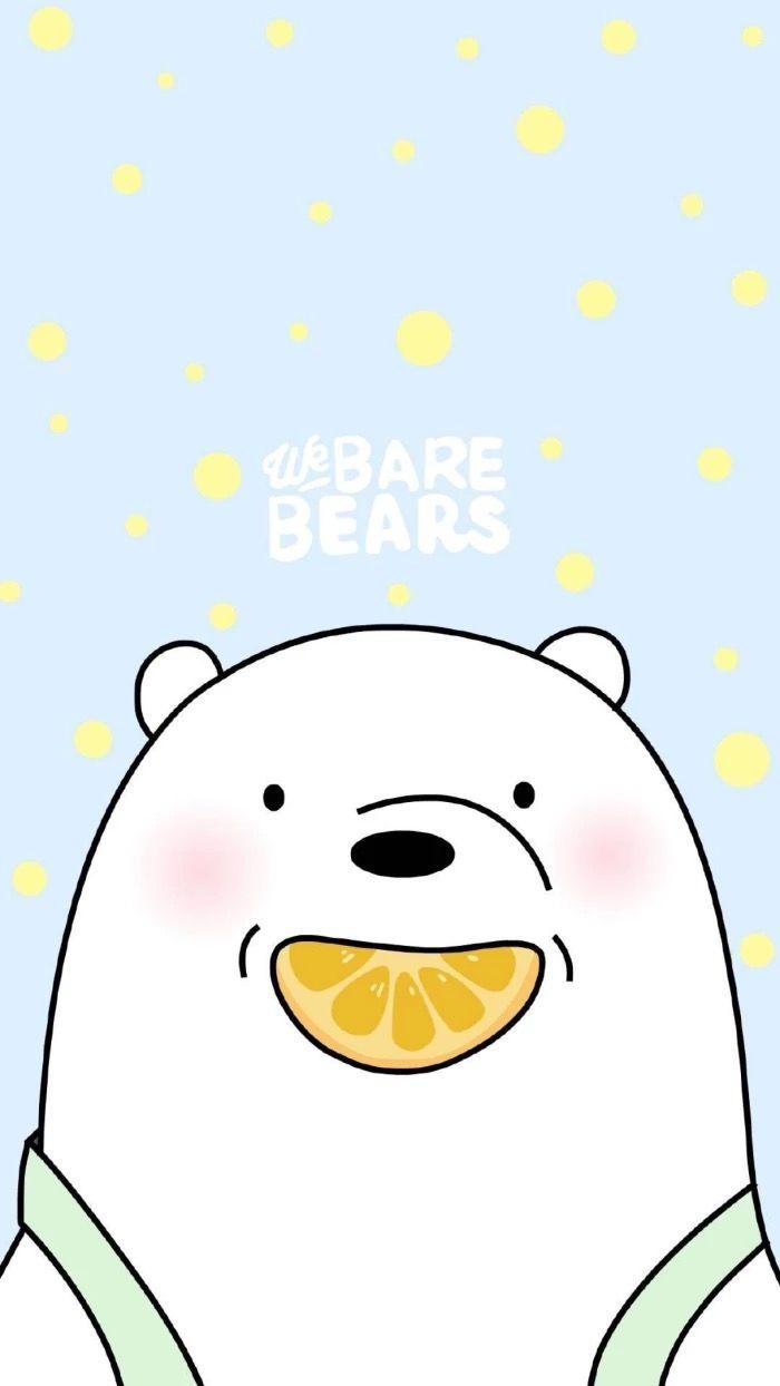 Pin Oleh Pooki Di Ice Bear Kartun Beruang Kutub Gambar Lucu