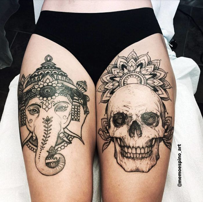 Awesome Black Tattoos