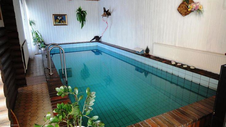 Myytävät asunnot, Runkotie 59, Kouvola #oikotieasunnot #uimaallas #swimmingpool