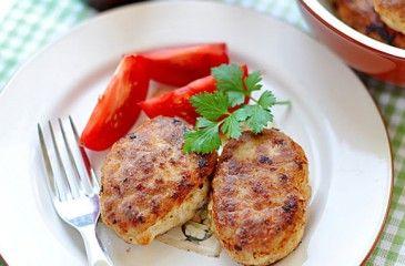 Котлеты из индейки в духовке - пошаговые рецепты с фото. Как вкусно приготовить индюшиные котлеты в духовке