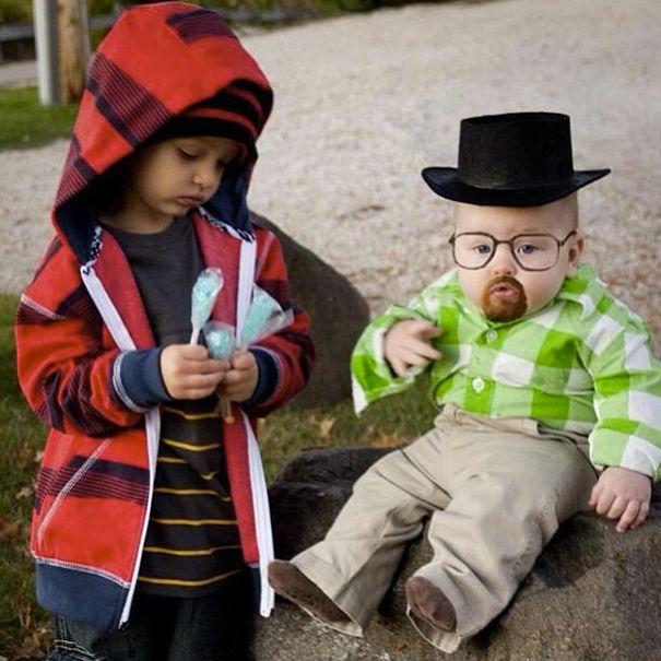 Baby Heisenberg - Breaking Bad Costumes