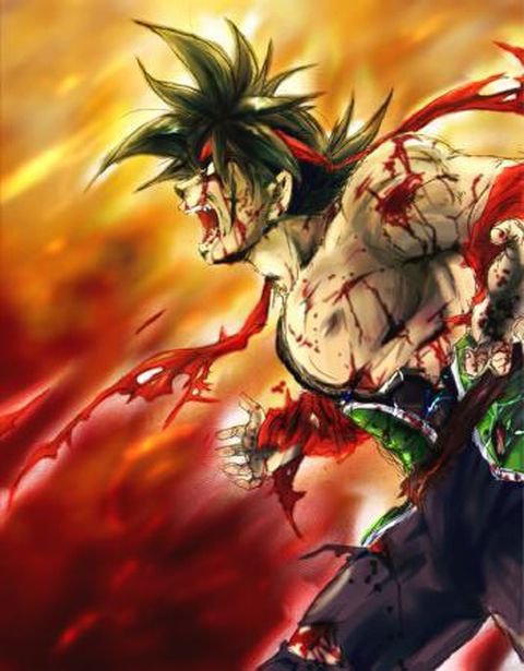 Bardock- Fought to defend his Saiyan race even though he lost.