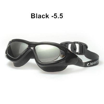 Myopia Waterproof Anti Fog UV Adults Swimming Goggles Professional Men Women Swimming Glasses Eyewear Eyeglasses Gafas Natacion