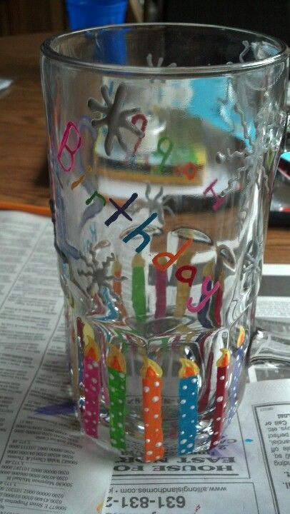 339 best images about wine glass painting on pinterest for Martha stewart christmas wine glasses