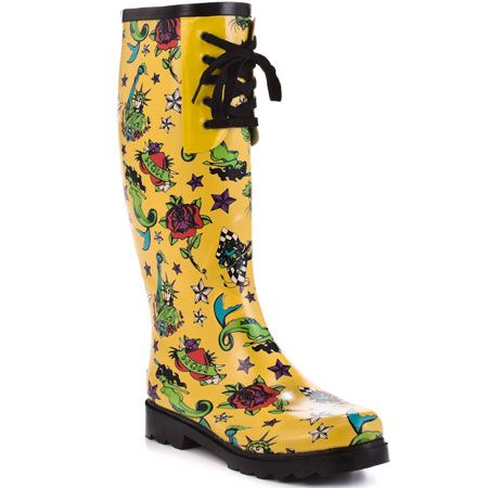 Betsey Johnson Shoes - i need these for the ranch: Jerry Rainboots, Rain Boots, Betsy Johnson, Flats Shoes, Johnson Shoes, Betsey Johnson, Baxterr Rain, Bj Rain, Fashion Boots