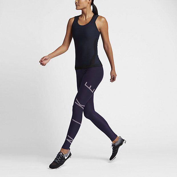 Nike Power Legend Mallas de entrenamiento de talle medio - Mujer