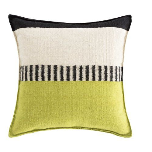 Found it at Wayfair - Space Rustic Chic Jute Throw Pillow
