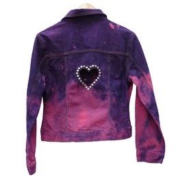 Bubblegum Pink Cut-out Jacket