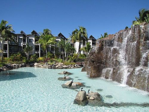 No.1 Family holiday destination as voted by EK readers - Radisson's resort on the Fiji island of Denarau.