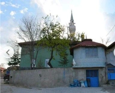 Nasreddin Hodja mosque-Nasrettin Hoca small town-Sivrihisar-Eskişehir