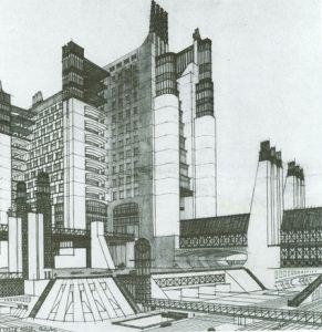 LA CITTÀ NUOVA (1914). ANTONIO SANT'ELIA