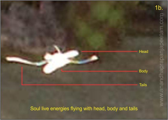 Soul live energy  SPIRITUAL ENERGY EVIDENCES EXPLANATION NO