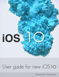 iOS 10 | http://paperloveanddreams.com/book/1153132416/ios-10 | 'iOS 10� is a guide for the brand new iOS 10, Apple's operating system. This book explains in details all new features and improvements of iOS 10, with the help of pictures and glossary terms.