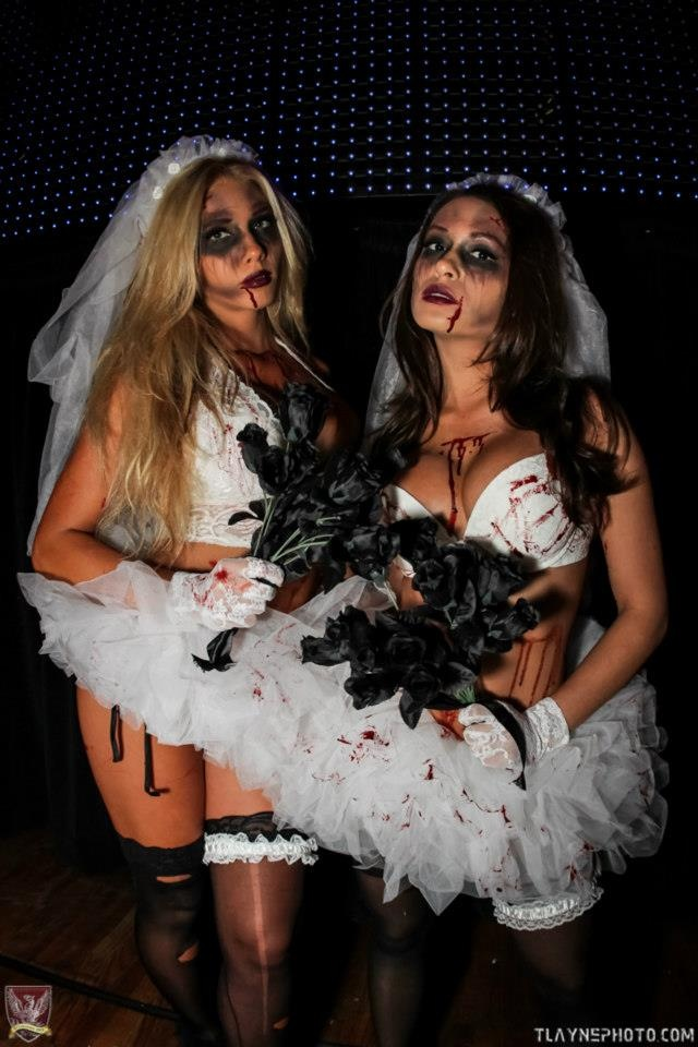 Love this idea! #zombie bride