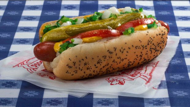 Why Eating Hot Dogs Is Not Good For Your Health Resolved Chicago Hot Dog Chicago Style Hot Dog Hot Dog Restaurants