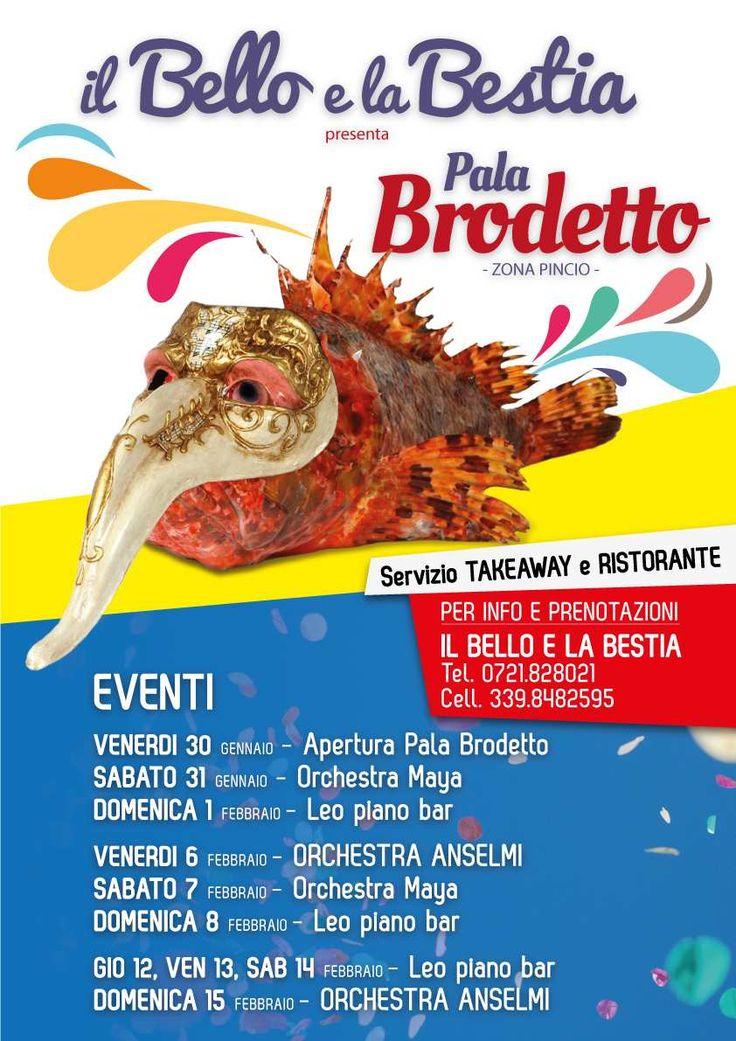 Brodetto e Carnevale, insieme per il turismo - Attualità Fano.  Che SCORFANO!!! :)