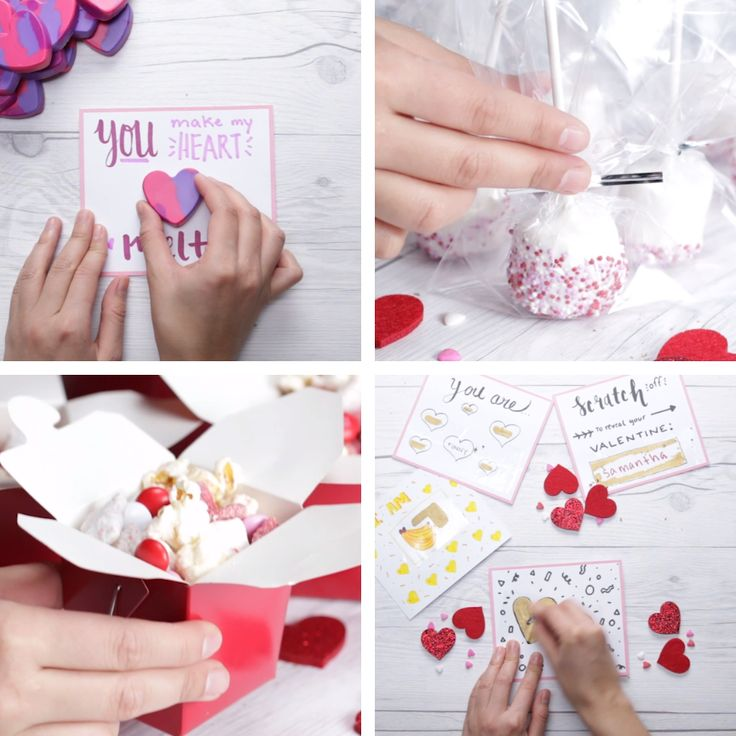 5 Valentine's Day Classroom Gifts #valentines #parents #kids #classroom #gifts