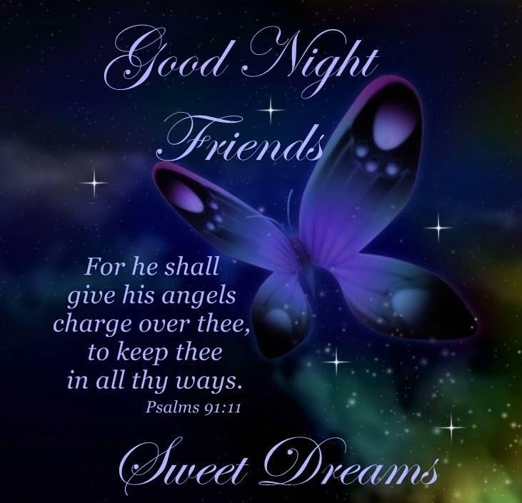 good night friends                                                                                                                                                      More