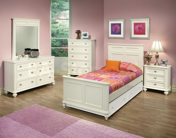 White Bedroom Furniture For Girls best 20+ bedroom sets for girls ideas on pinterest | organize