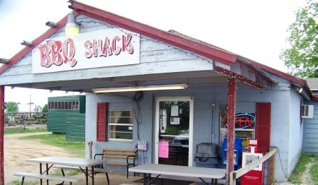 BBQ shack | BBQ Shack – Dothan, Alabama – Bradley Ezell--We used to live here. CH