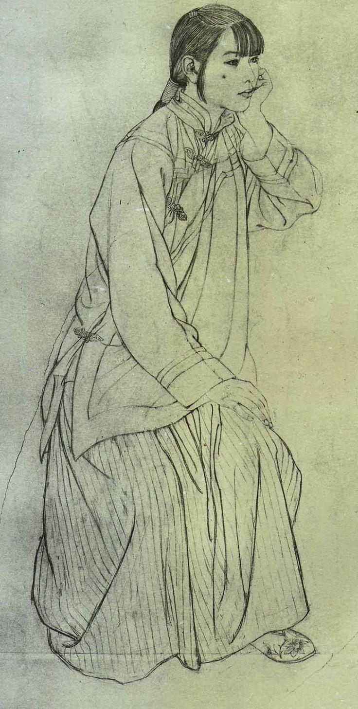 He Jiaying - www.kaifineart.com