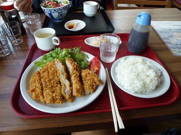 La cucina giapponese -Tonkatsu