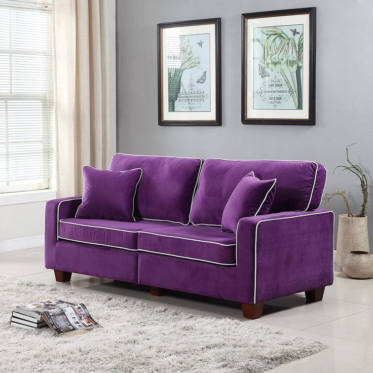best 25 purple living rooms ideas on pinterest purple living room sofas purple living room. Black Bedroom Furniture Sets. Home Design Ideas