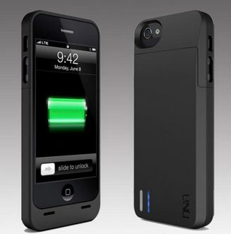 Double your iPhone battery life with this case.