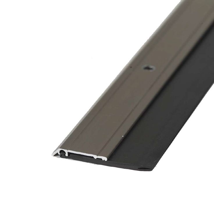 2 - barn doors Shop M-D Building Products 36-in Exterior Door Sweep at Lowes