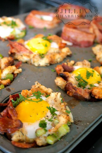 Post-Thanksgiving Leftovers #breakfast #recipe #yum