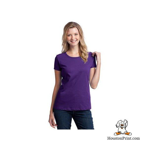 Fruit of the Loom Ladies Heavy Cotton HD 100% Cotton T-Shirt. L3930 Learn more at: http://embroidery-houston.adaprint.com/index.php?id_product=1318&controller=product