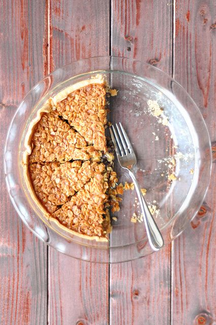 Oatmeal Chocolate Chip Pecan Pie Recipe — Dishmaps