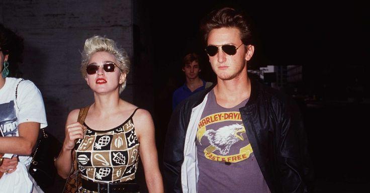 Madonna Sean Penn   1986 - Madonna e Sean Penn