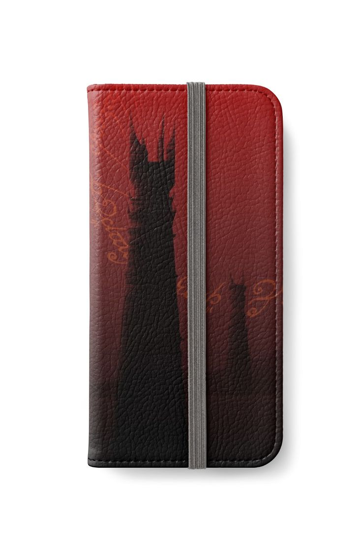 The Road to Mount Doom iPhone Wallet by scardesign11 #iPhone #iphonewallet #buyphonewallet   #buygifts #gifts #redbubble #giftsforhim #giftsforher #style #moviegifts #cinema #cinemagifts #movielovers #cinephile #lotr #lordoftherings #lordoftheringsgifts #lotr