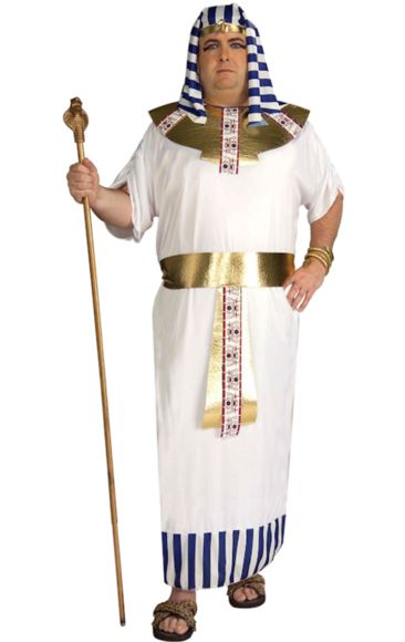 Pharaoh Costume Plus Size