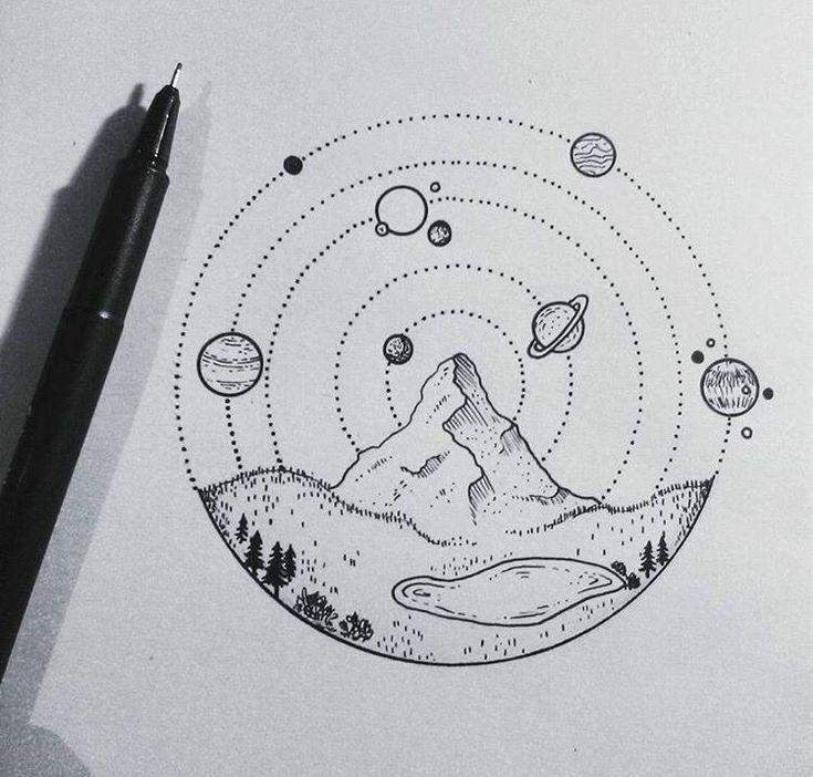 Танцуют планеты)