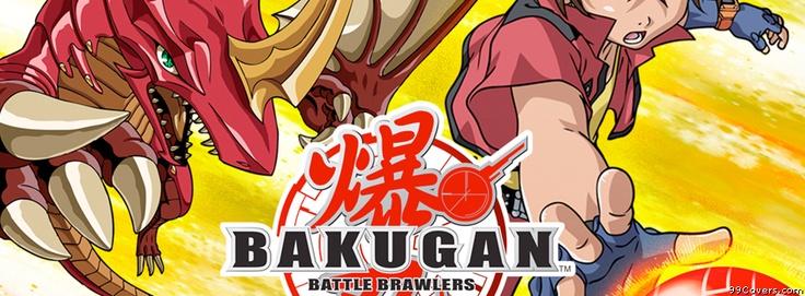 Bakugan Battle Brawlers Facebook Covers