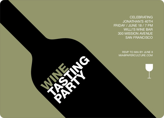 12 best wine party invitations images on pinterest,