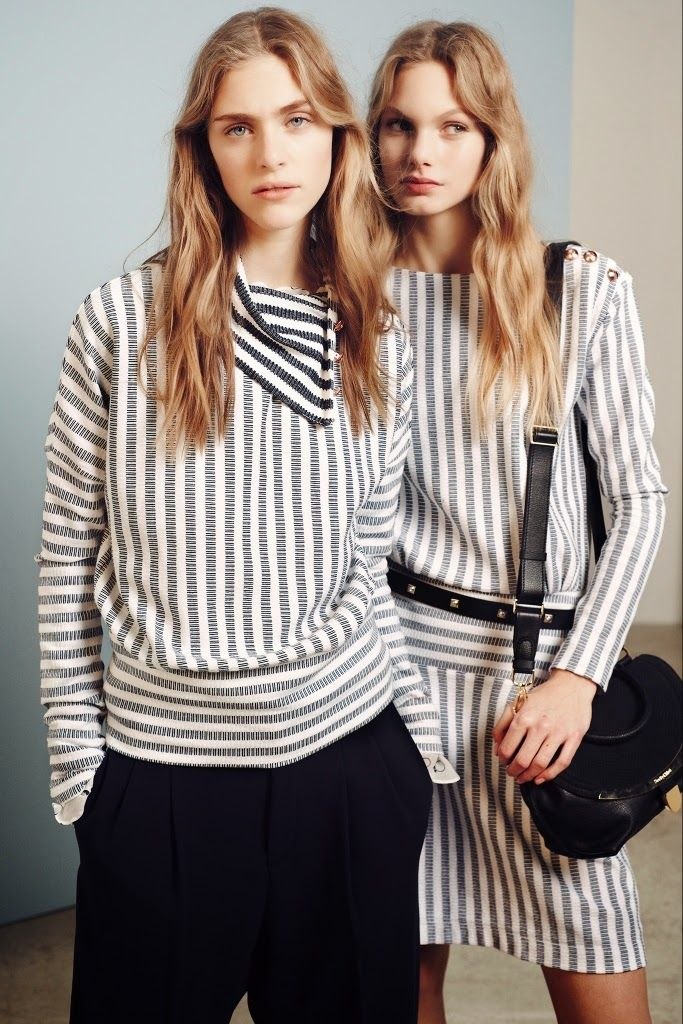 The Collections: See by Chloé Pre-Fall 2015 #Fashion #Pre-Fall2015 #FashionWeek #PreFall2015