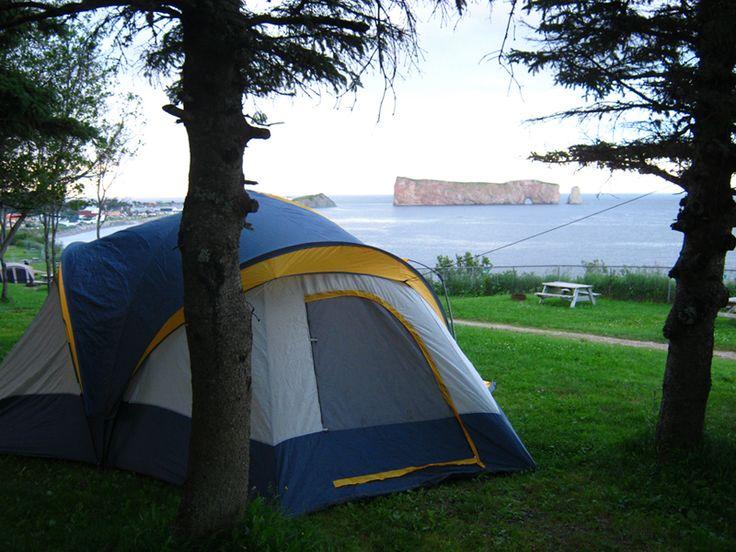 Percé - Photo : Tourisme Gaspésie