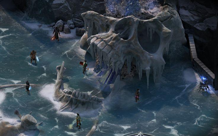"""Memento Mori"" / Pillars of Eternity Screenshot"