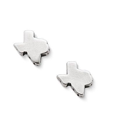 James Avery Tiny Texas Stud Earrings #Dillards