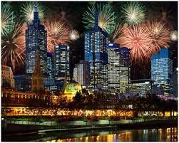 Melbourne NYE
